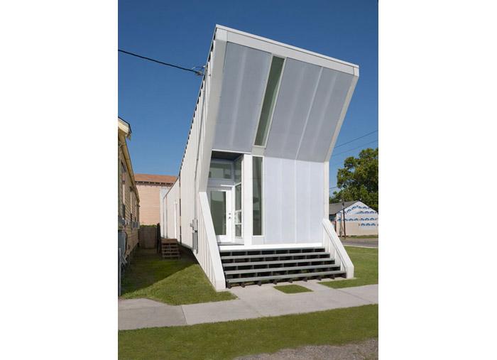 Alligator House by buildingstudio 5