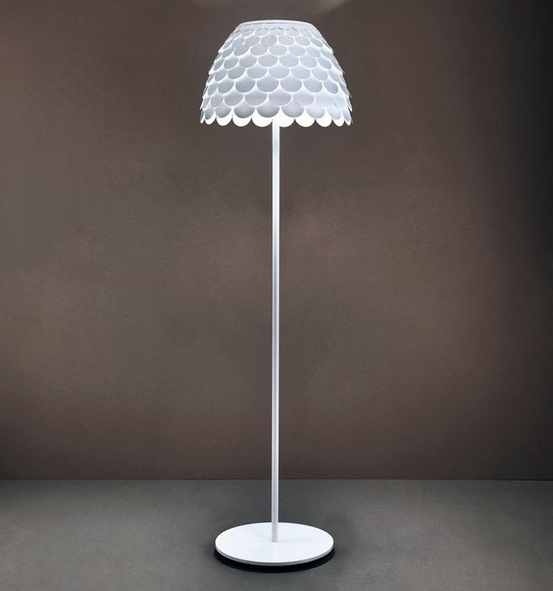 Carmen Floor Lamp by Hector Serrano