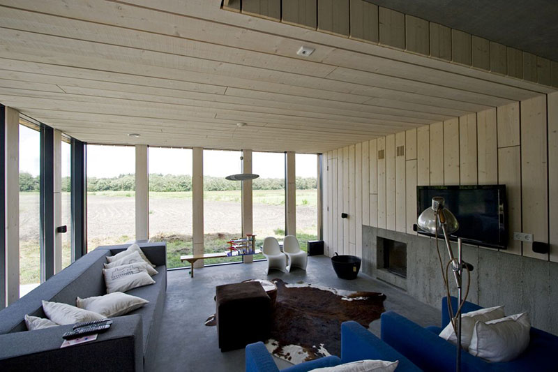 Chimney House by Onix Architects 3