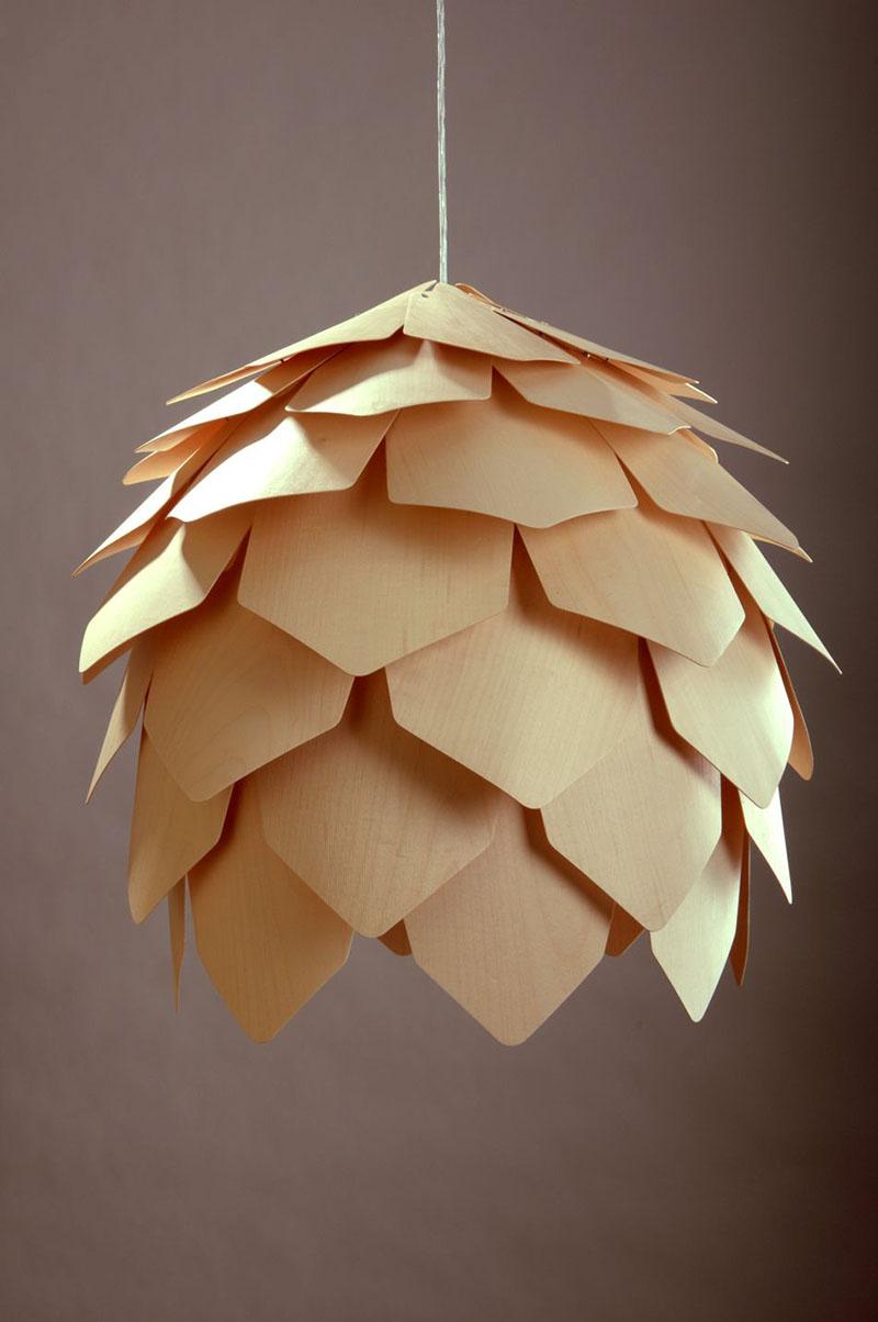 Crimean Pinecone Lamp 5