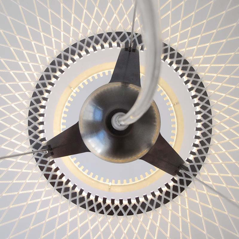 Disque Pendant Lamp 2
