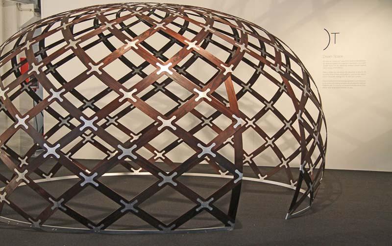 Dream Space Dome by David Trubridge 2