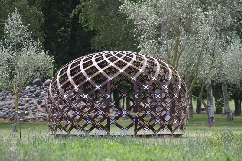 Dream Space Dome by David Trubridge 5