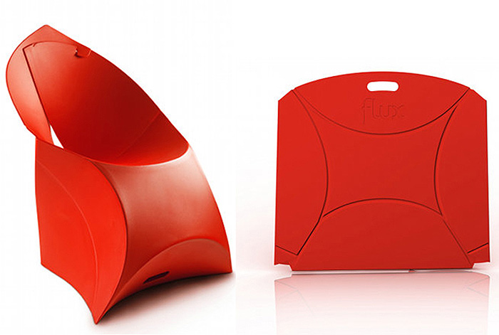 Light and Flexible Flux Chair 2