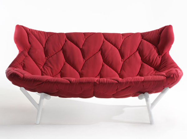 Foliage Sofa by Patricia Urquiola 2