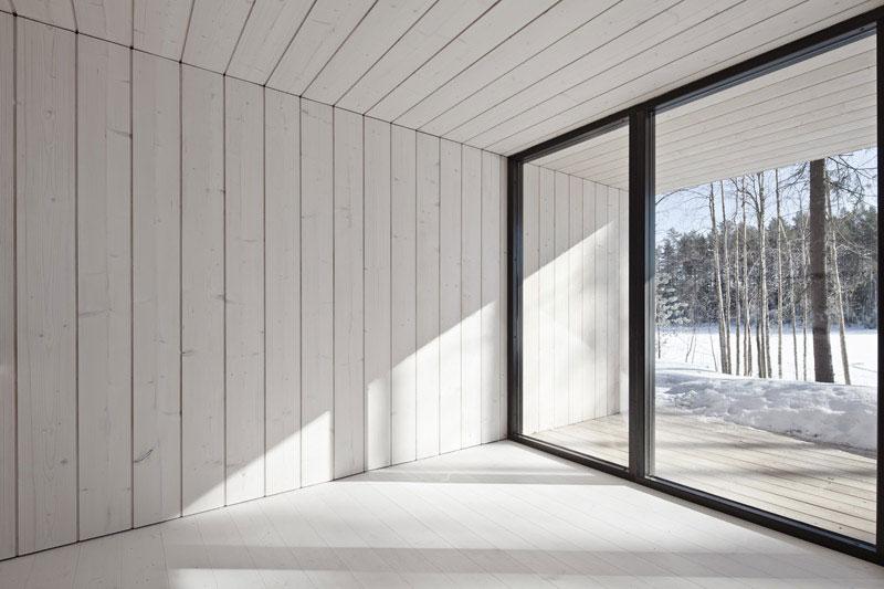 Four-Cornered Villa by Avanto Architects 4