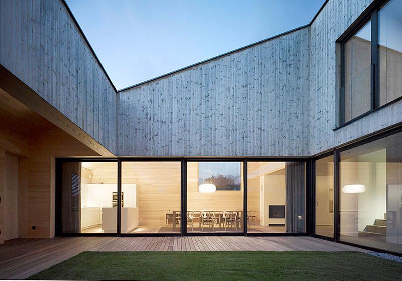 house in field by Bernardo Bader 6
