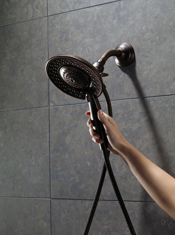 2-in-1 Showerhead and Handshower In2ition 3