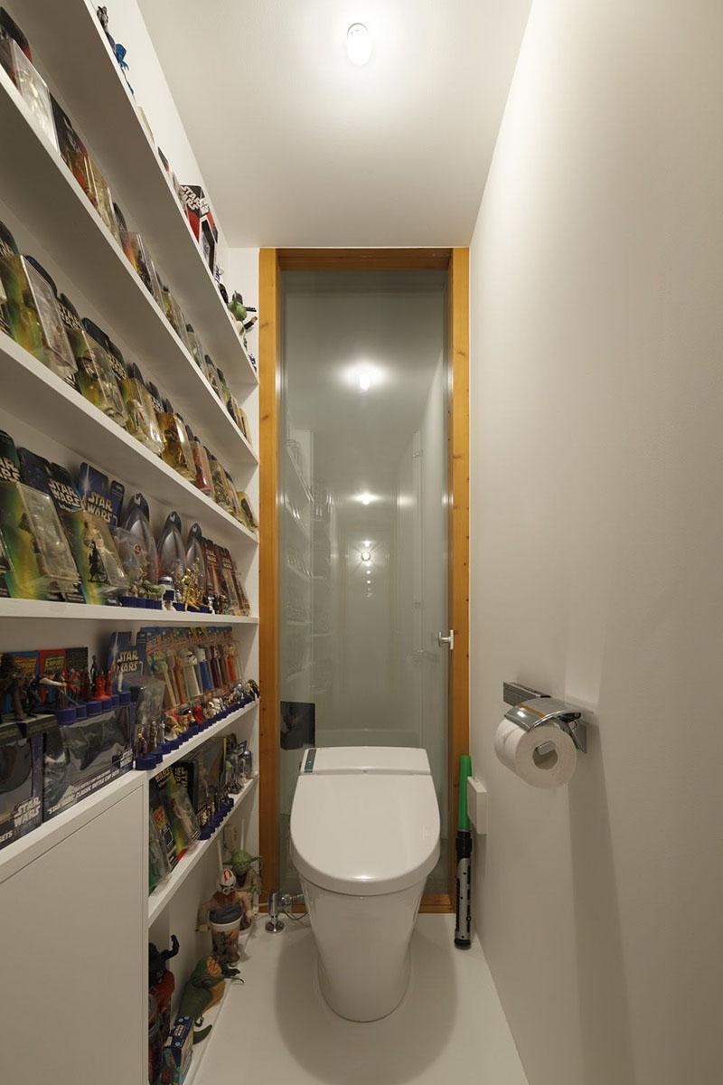 Inside Out House by Takeshi Hosaka Architects 10