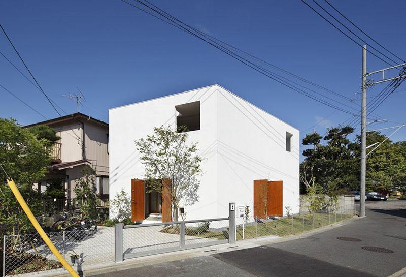 Inside Out House by Takeshi Hosaka Architects 4