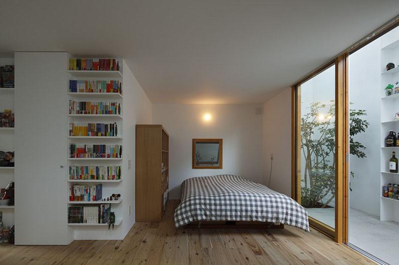 Inside Out House by Takeshi Hosaka Architects 9