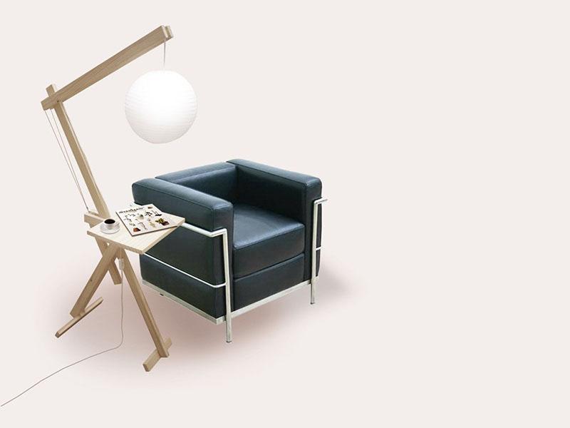 Lumen Lamp by Enrico Salis 1