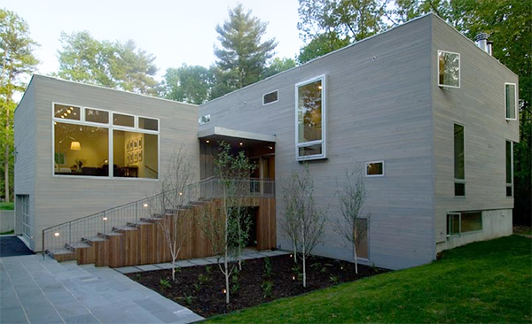 Manio Downing Residence by Dan Hisel Architects 2