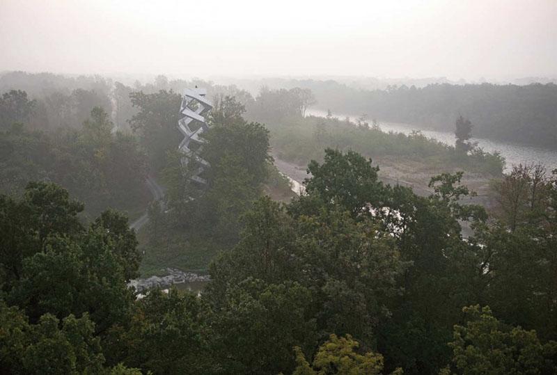 Murturm Nature Observation Tower by Terrain 2