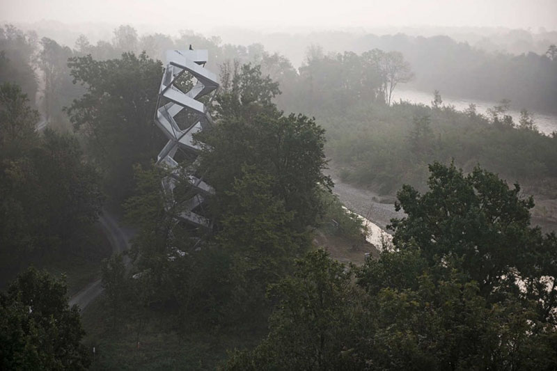Murturm Nature Observation Tower by Terrain 3