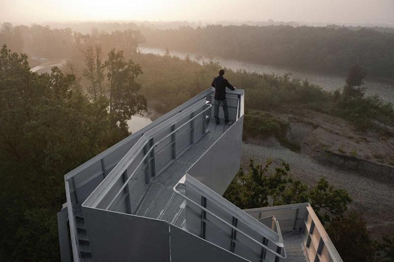 Murturm Nature Observation Tower by Terrain 5