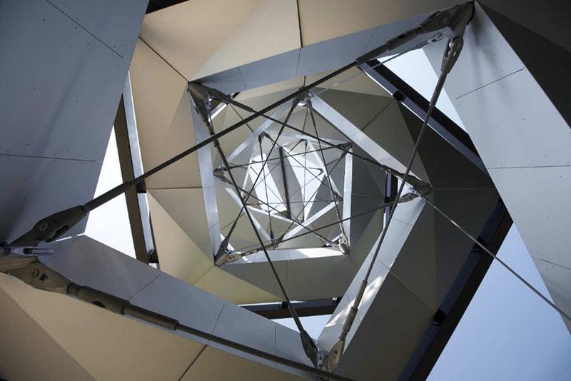 Murturm Nature Observation Tower by Terrain 7