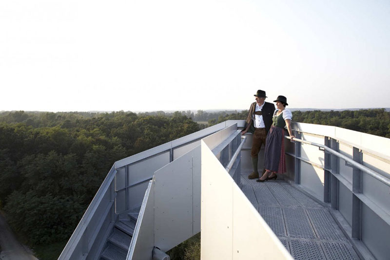 Murturm Nature Observation Tower by Terrain 9