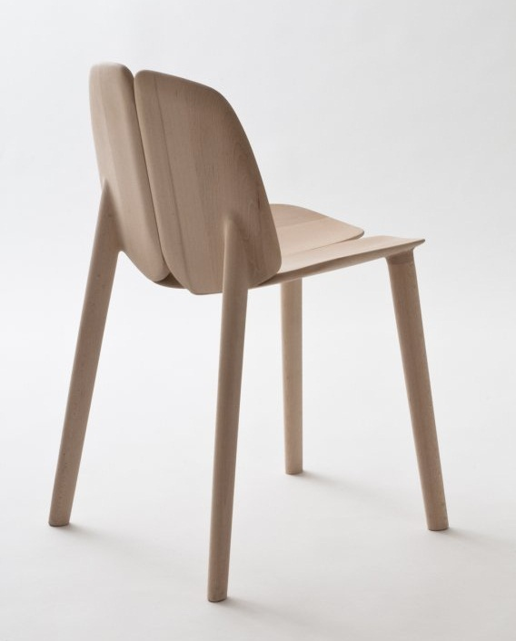 Wooden Seating Furniture Osso Chair 2