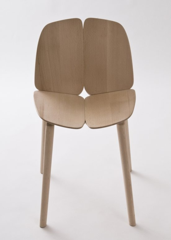 Wooden Seating Furniture Osso Chair 3