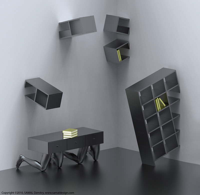 Parallel World Collection by Samal Design 2
