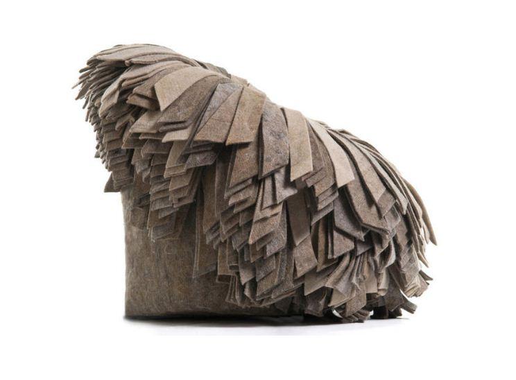 Pile Chair by Shir Atar 4