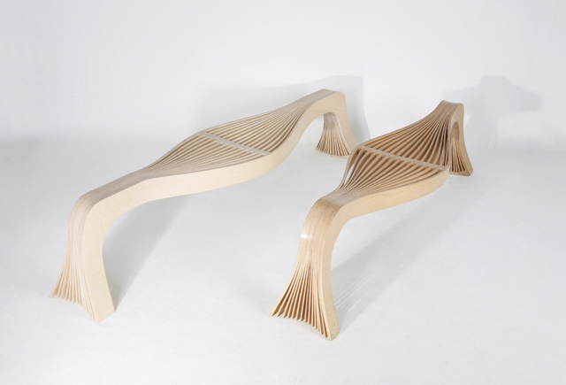 Stretch Bench by Tak Euy Sung 2