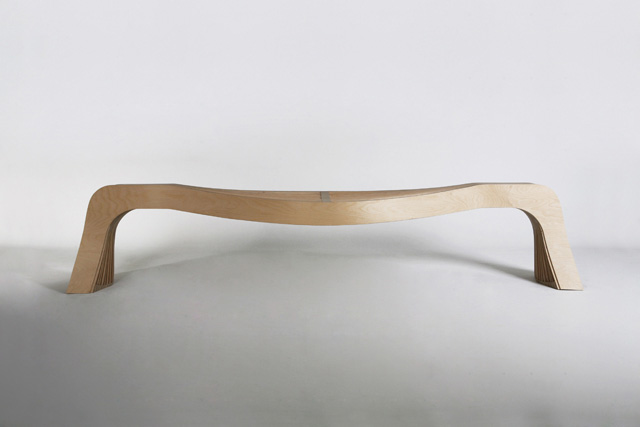 Stretch Bench by Tak Euy Sung 6