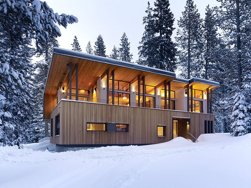 Suger Bowl Residence by John Maniscalco Architecture 1