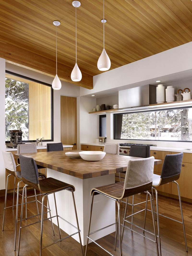 Suger Bowl Residence by John Maniscalco Architecture 11