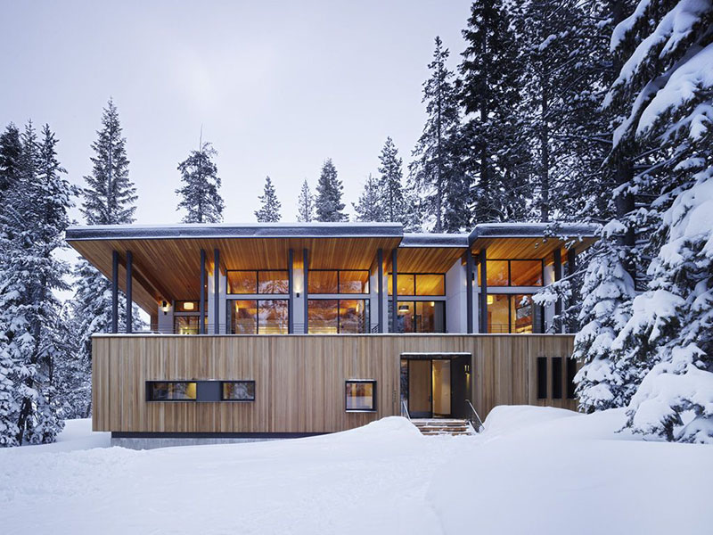 Suger Bowl Residence by John Maniscalco Architecture 2