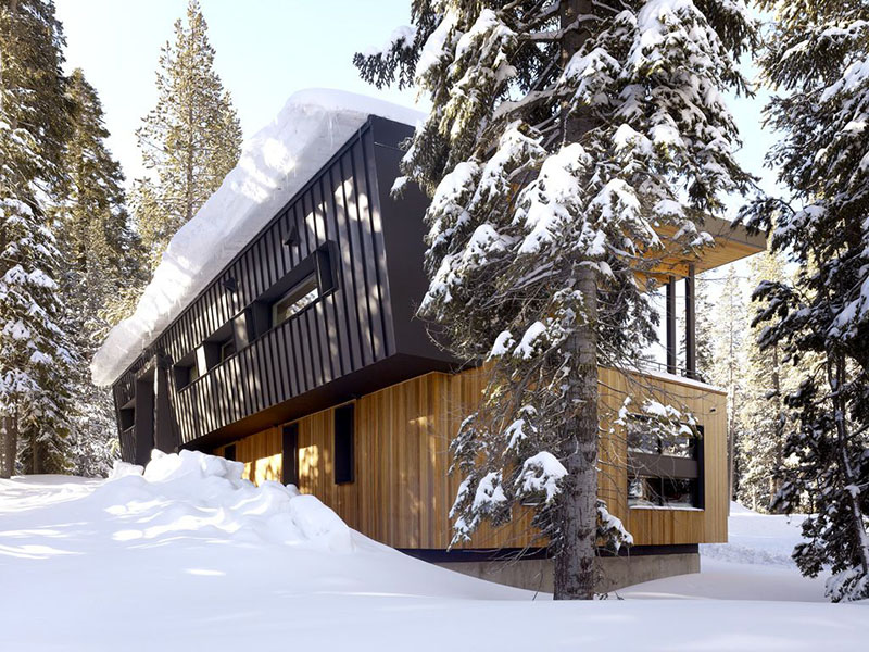 Suger Bowl Residence by John Maniscalco Architecture 4