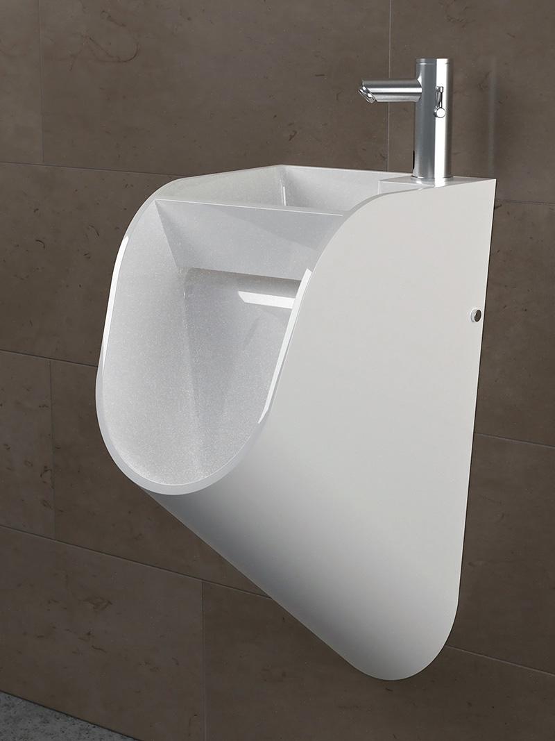 Tandem Urinal-cum-Sink 1