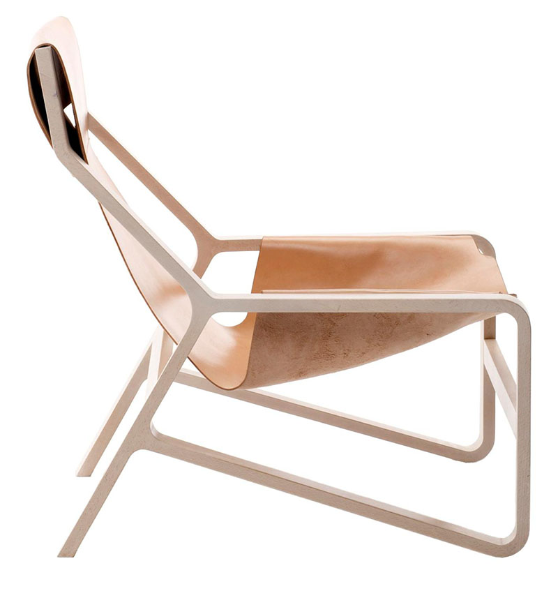 Toro Lounge Chair by Blu Dot 3