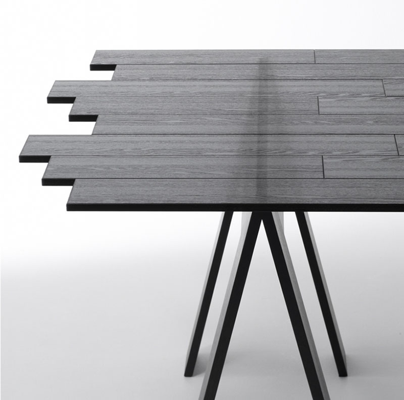Transparent Table by Nendo 2