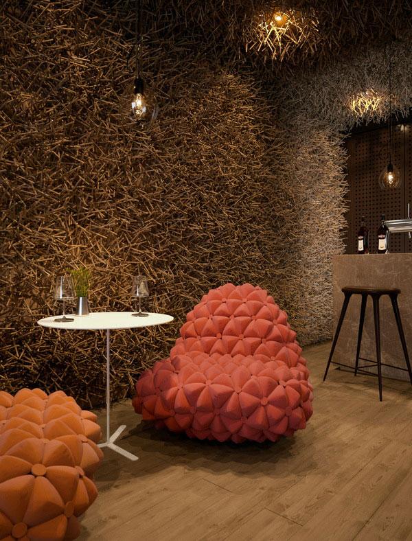 Twister Restaurant Interior Design 2