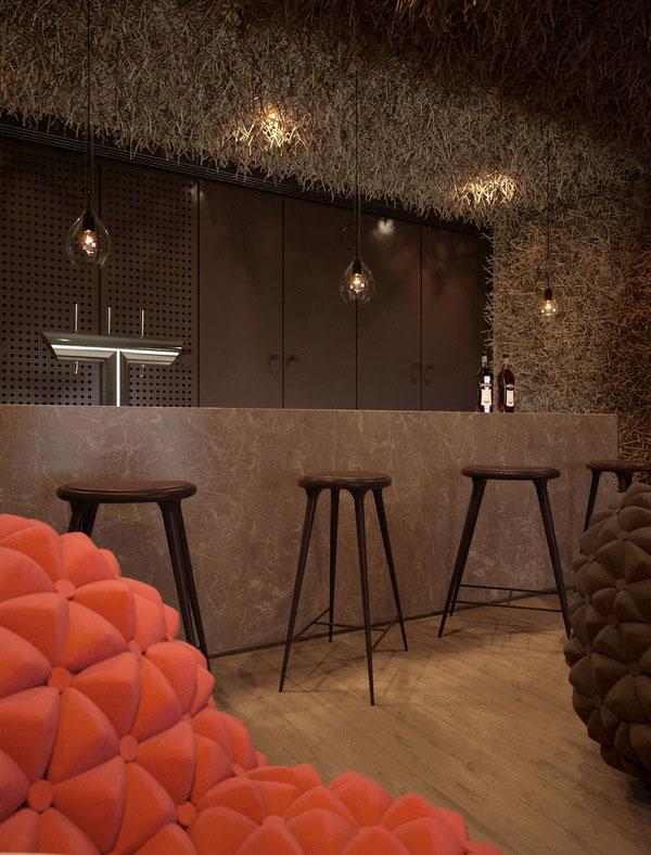 Twister Restaurant Interior Design 3