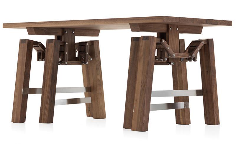 Walking Table by Wouter Scheublin 2