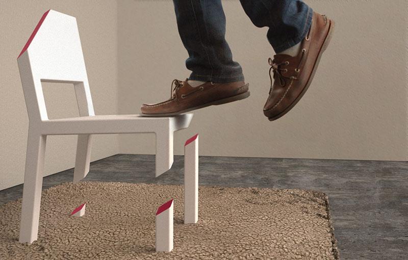 Cut Chair 3