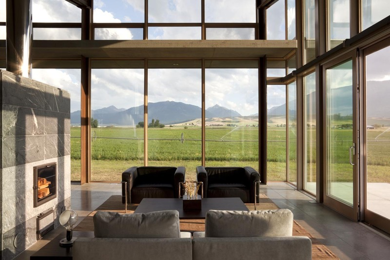 Glass Farmhouse 5