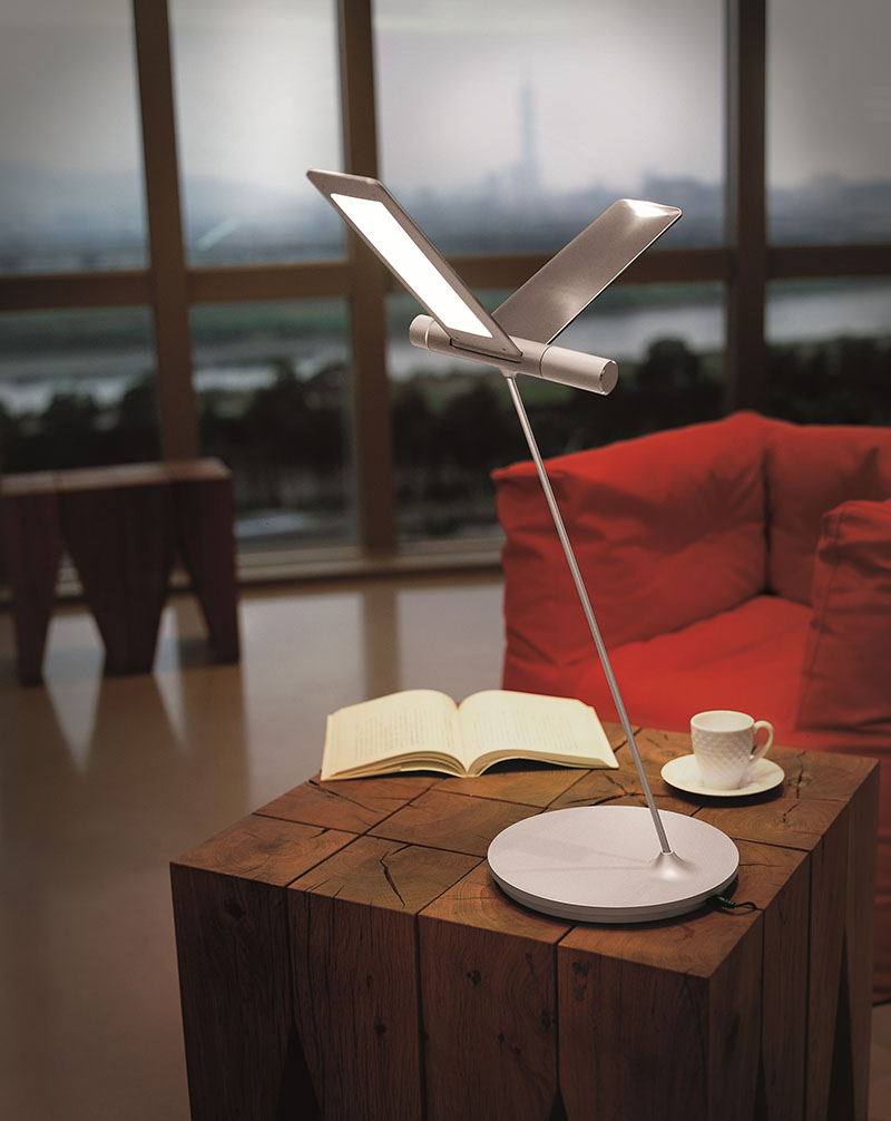 Seagull Table Lamp 3