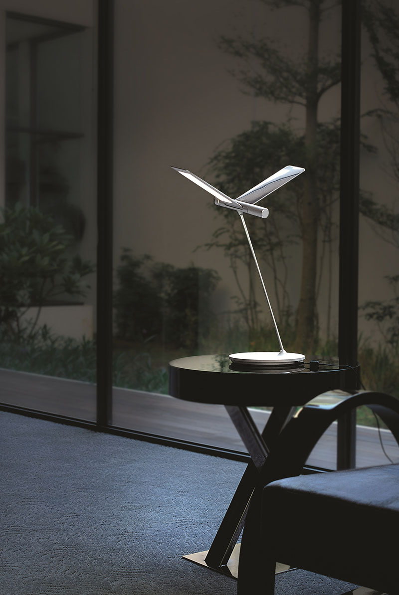 Seagull Table Lamp 4