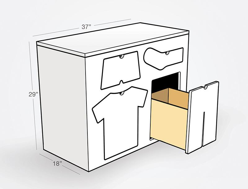 Training Dresser 6