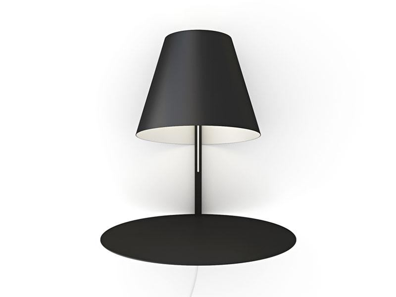 Alux Lamp-cum-Table 2