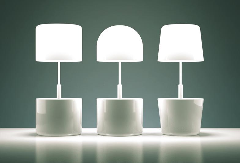 Cap Lamp 1