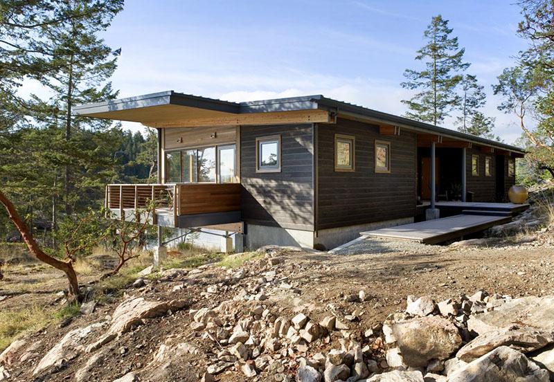 Cortes Island Residence 1
