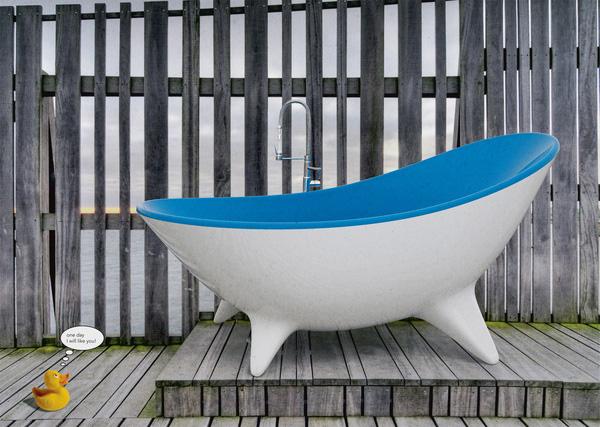 Nessie Bathtub 1