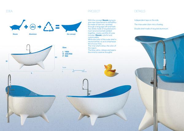 Nessie Bathtub 2