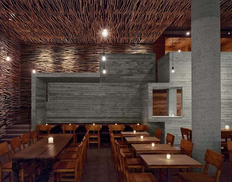 Pio Pio Restaurant Interiors 3