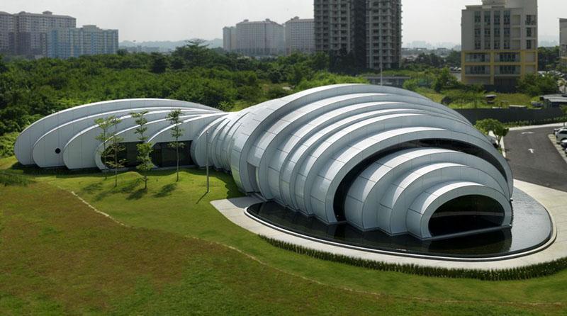 Pod Exhibition Pavilion 1